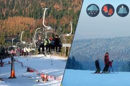 Myślenice Atrakcja Stacja narciarska Sport Arena