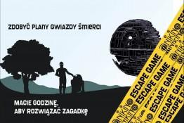 Kraków Atrakcja Escape room Zdobyć plany Gwiazdy Śmierci