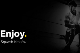 Kraków Atrakcja Squash Enjoy Squash