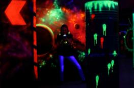 Kraków Atrakcja Paintball laserowy Laserpark