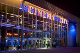Kraków Atrakcja Kino cinema city- Zakopianka