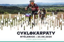 Myślenice Wydarzenie Zawody rowerowe Cyklokarpaty Myślenice